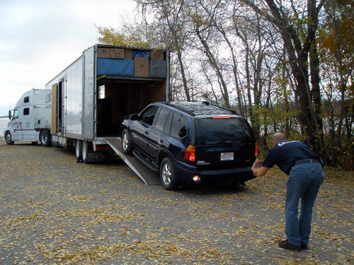 Licensed mover, Leduc Moving has a range of moving services for every budget