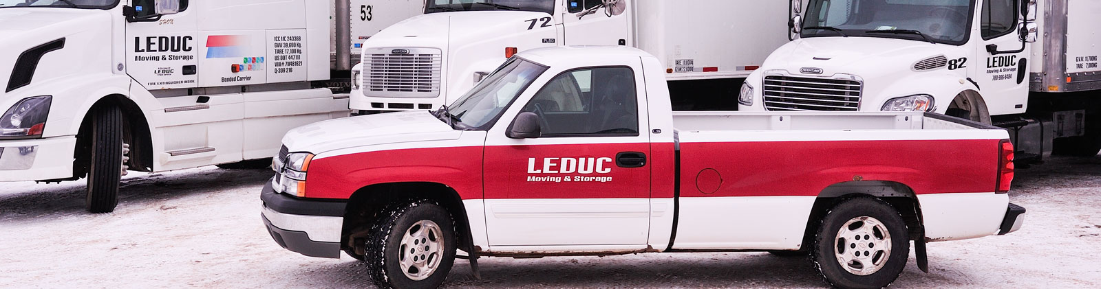 Fast, secure household moving from Leduc Moving and Storage