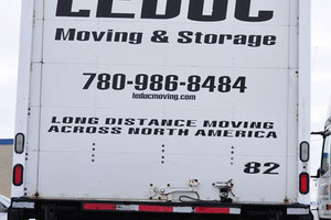 Leduc Moving Company Covers the Entire Continent